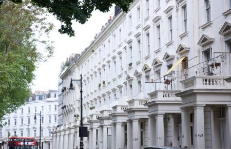 Living London 55 St Georges Sq 7th May 2019
